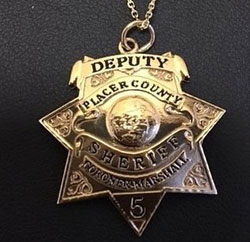 Placer County Sheriff Deputy
